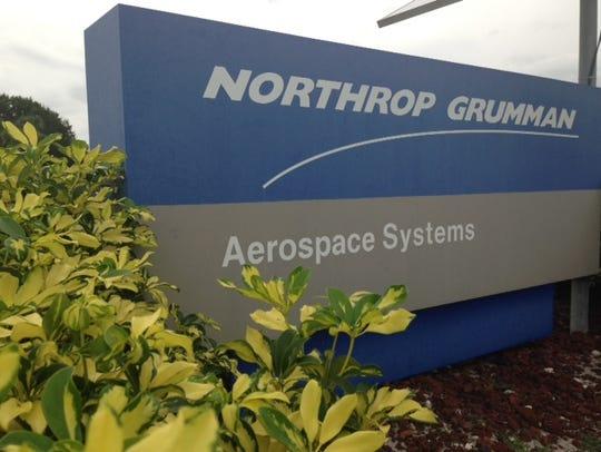 Northrop Grumman's Brevard location is at Melbourne