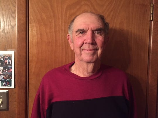 John Clements was Avon's coach for one season in 1960 before going to Center Grove, where he stayed until 1996 as athletic director. He still lives in Bargersville with wife Dorothy.