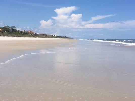 Ponte Verde beach