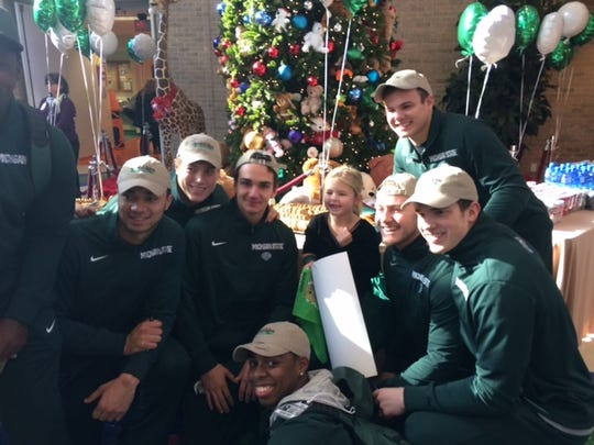 A letter from a 9-year-old may have helped Michigan State football rise from a Nov. 7 loss at Nebraska to the cusp of the College Football Playoff.