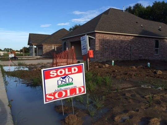 There are signs of improvement in Acadiana's real estate market.