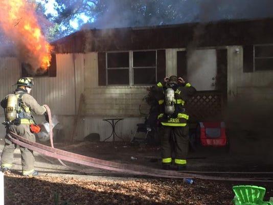 Escambia County Fire