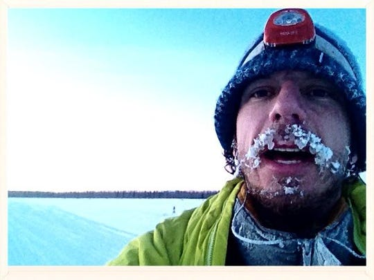 Pete Ripmaster of Fairview will speak about his upcoming 1,000-mile foot race across Alaska Jan. 28 at Second Gear.