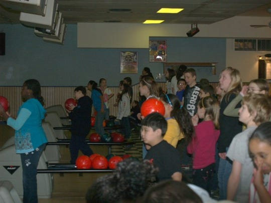 In addition to the instruction and practice in the youth program, Midway Lanes offers a family-friendly atmosphere.