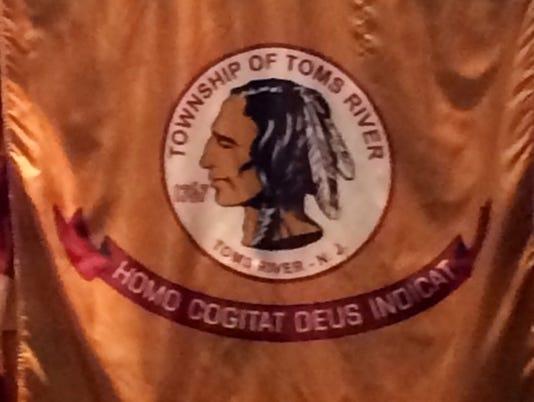 Toms River flag