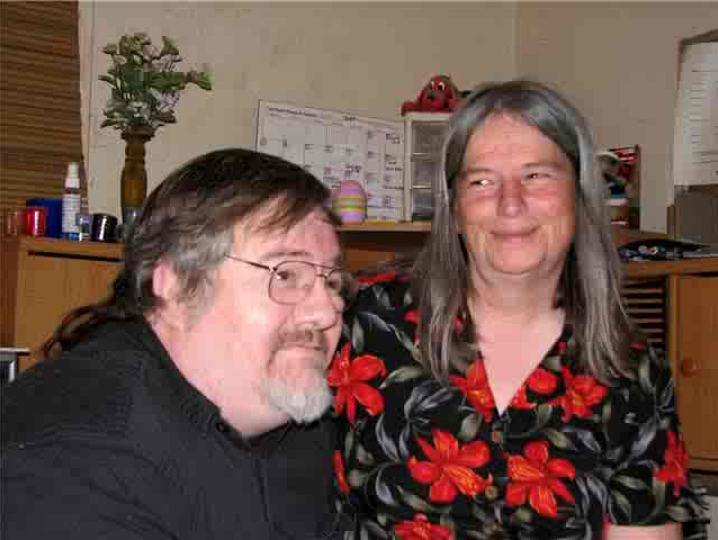 Bonnie and Robert Bennett