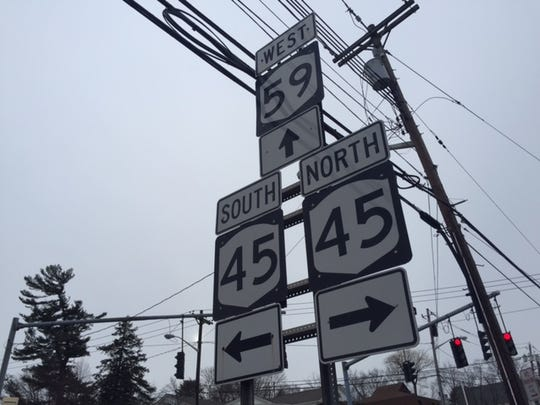 The state Department of Transportation is set to make a set of recommendations to improve pedestrian safety on Routes 59 and 45 in Spring Valley.