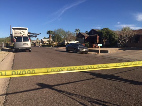 Phoenix police are investigating a shooting that took