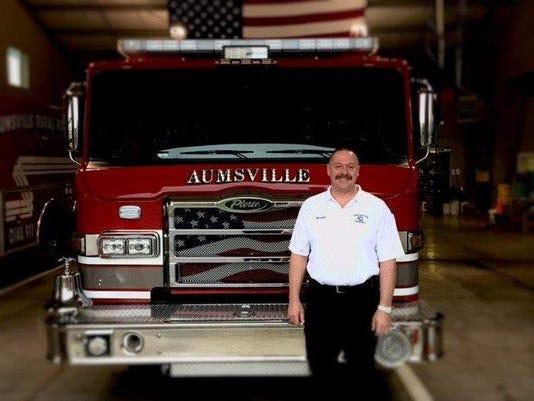Aumsville Fire
