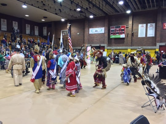 The pow wow was intended to share Native American culture with Salem residents.