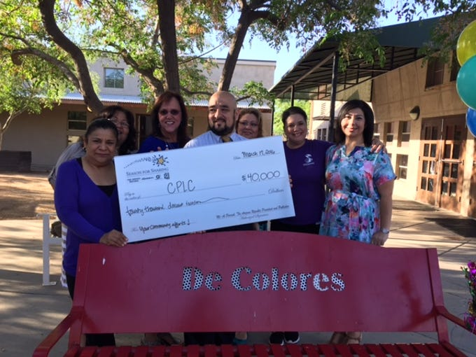 Chicanos Por La Causa - De Colores was awarded $40,000
