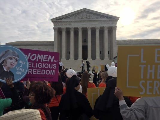 Supreme Court contraceptive mandate