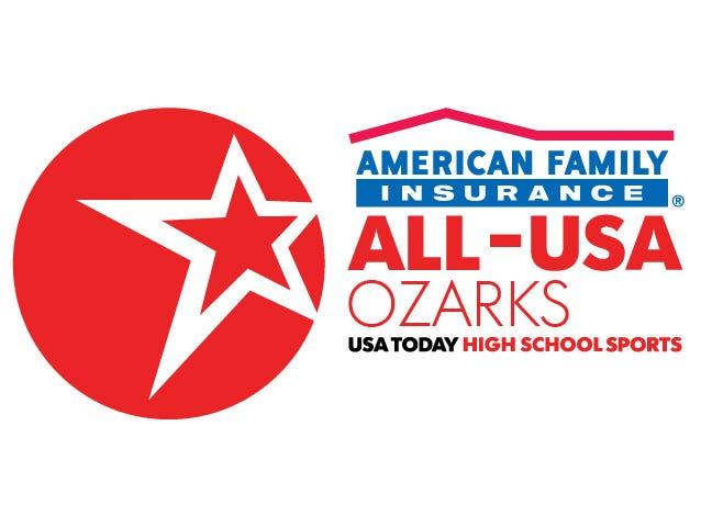 ALL-USA Ozarks logo