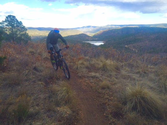 To learn more about mountain biking in Ruidoso or other