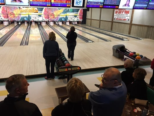 Habitat for Humanity fourth annual Bowl-a-Thon at Apple