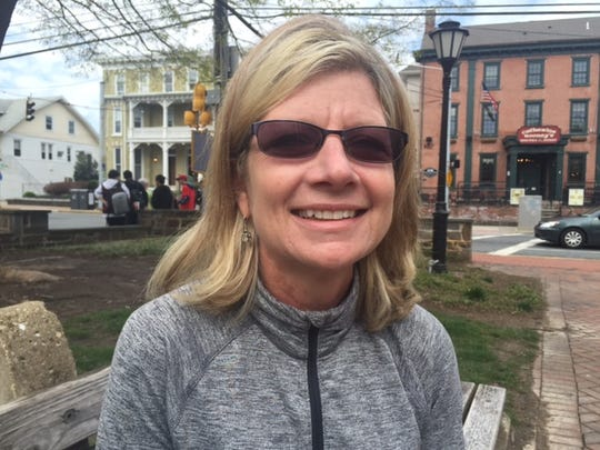 Michelle Zechman became a distance runner despite the death of her father, who'd also been a runner, at age 44 from a heart attack after completing a 5K in 1988 in Newark.