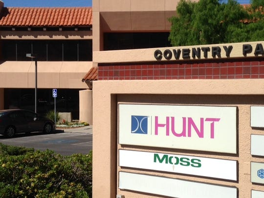 Hunt Companies, headquartered in West El Paso, is one