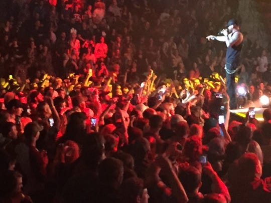 """Brantley Gilbert performs """"Country Must Be Country"""