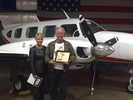 Wright Brothers Master Pilot Award