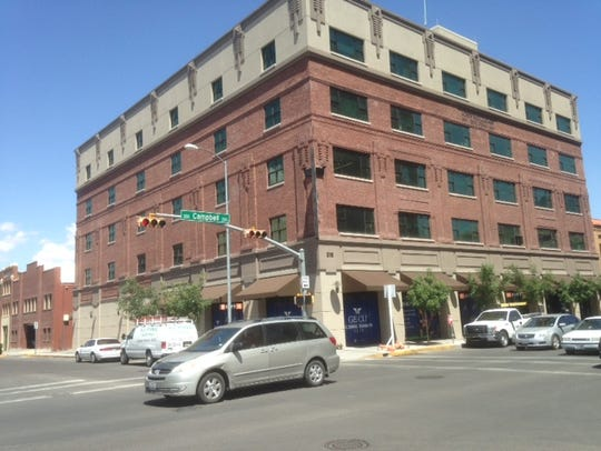 GECU is putting its Downtown branch on the ground floor