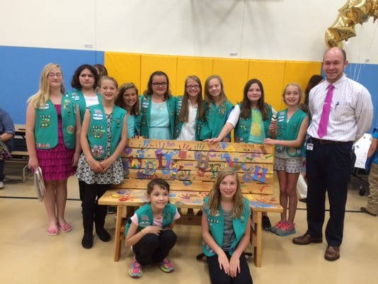 Girl Scout Troop 8478
