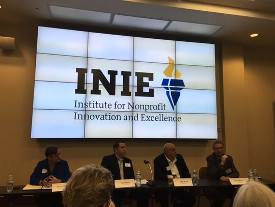Speakers at the Nonprofit Enterprise & Social Innovation