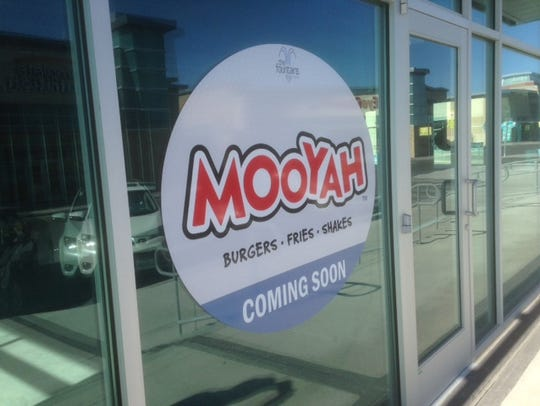 Mooyah Burgers, Fries & Shakes, a Dallas-based chain,