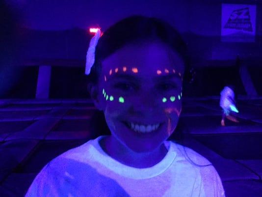 glow-face