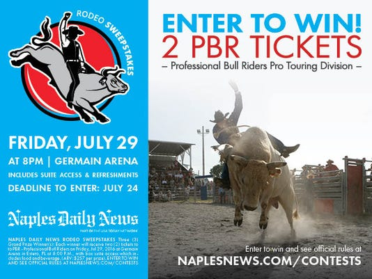 Rodeo Sweepstakes