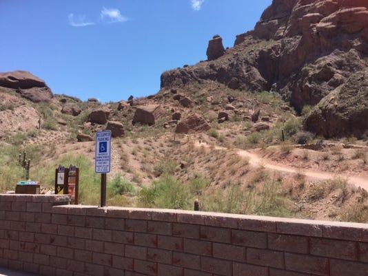 Echo Canyon Trail rescue
