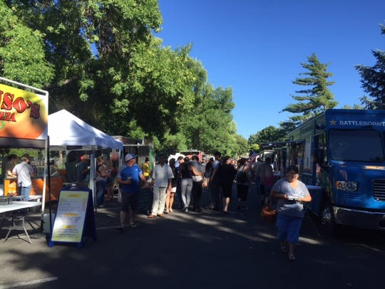 Reno Street Food is at Reno's Idlewild Park every Friday