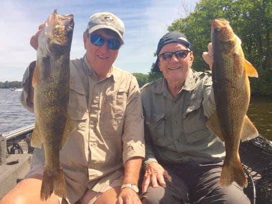 Bill Noreus of Louisiana and Tom Powers of  Florida