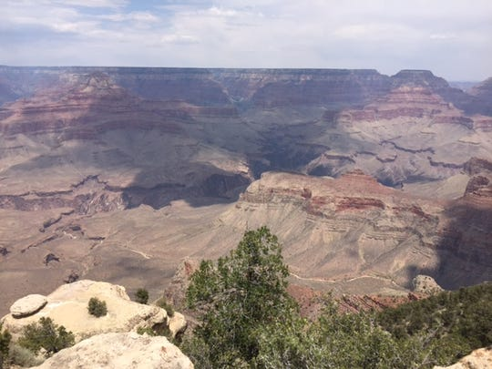 Teddy Roosevelt proclaimed the Grand Canyon as the