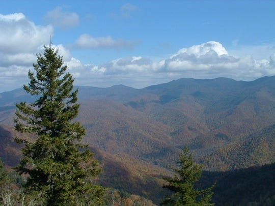 The High Peaks Trail Association of Burnsville will lead a hike on the Big Butt Trail off the Blue Ridge Parkway Aug. 13.