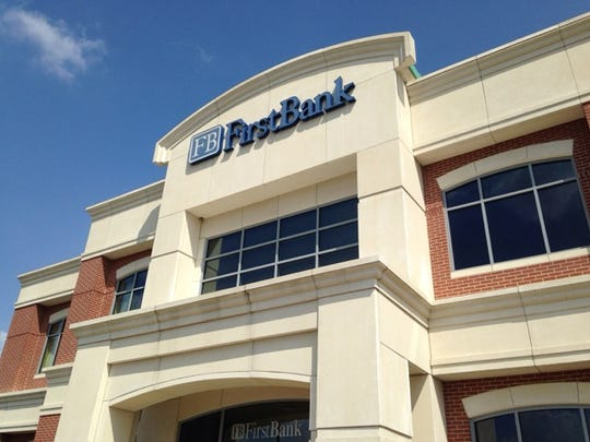 A FirstBank office.