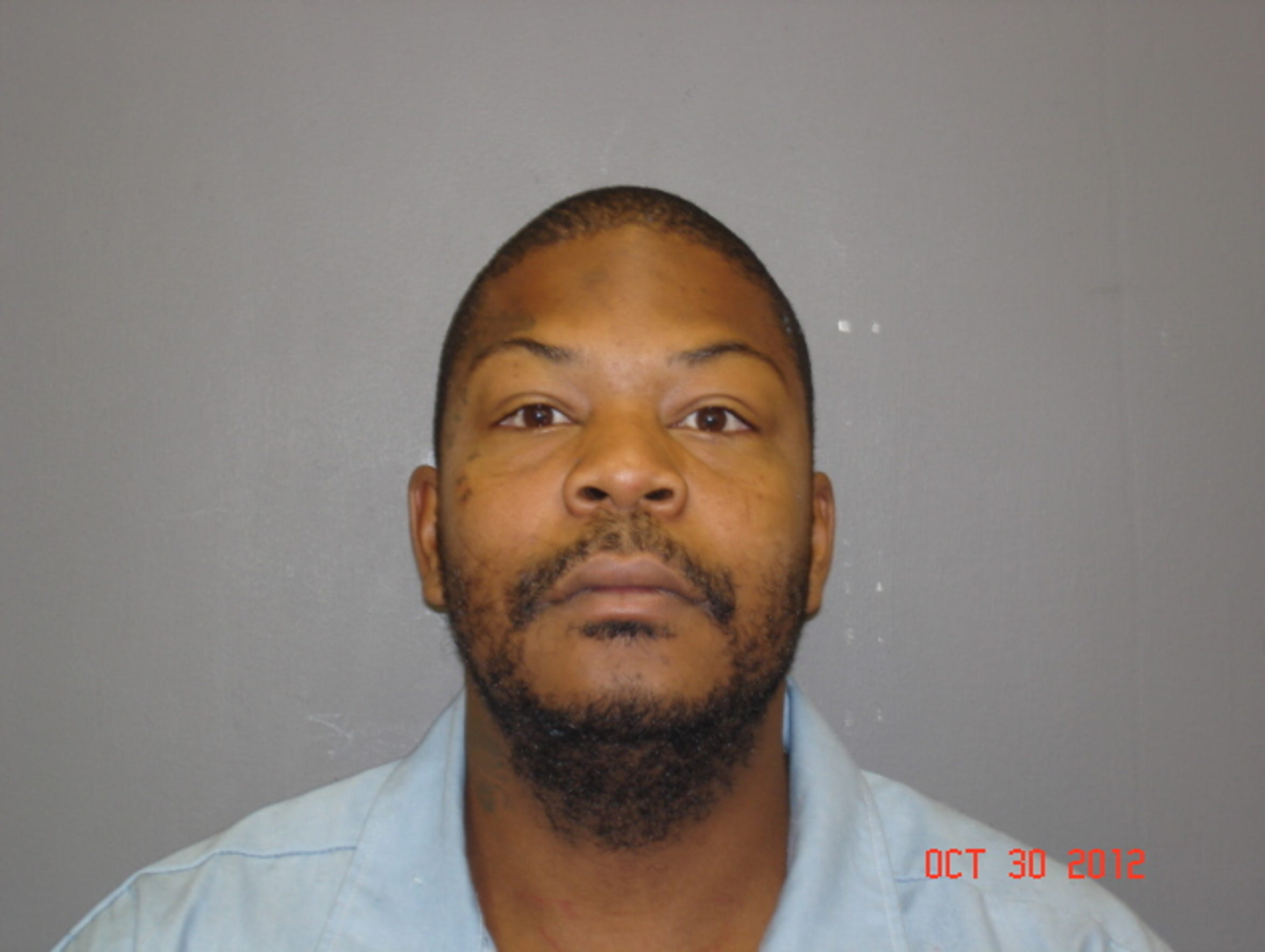 Rojai  Fentress, in a 2012 photo. Fentress was sentenced