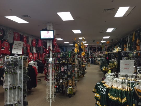 Packerland Plus is the Wausau area's one-stop shop for any Packers or University of Wisconsin gear.