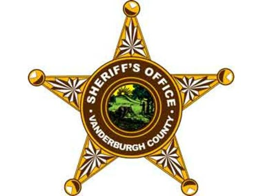Vanderburgh County Sheriff's Office logo