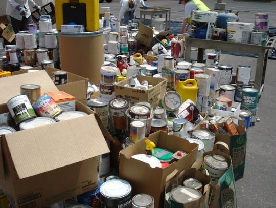 The city of Fort Collins will sponsor a free household hazardous waste drop-off event from 9 a.m. to 3 p.m. May 18 at the city Streets Facility, 625 Ninth St.