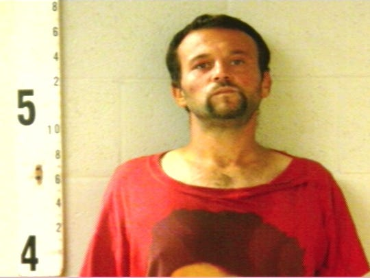 """Donald """"Bruce"""" Quesenberry Jr. was arrested Wednesday after he was found with his 16-year-old daughter, who was reported missing on Sunday."""