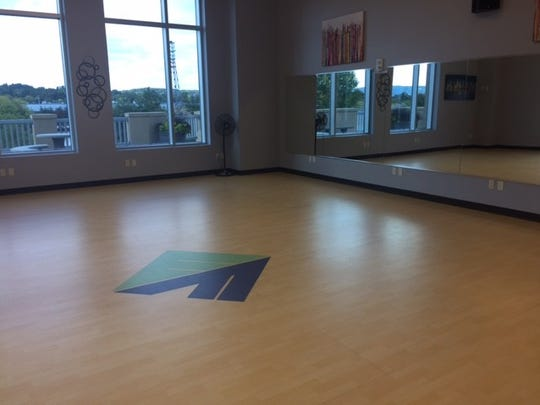 Evolve Fitness has made its new home in the Dudley Tower. Gym goers can now look out at Rib Mountain as they exercise.