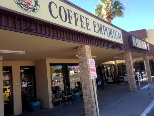 The Coffee Emporium has been in business 35 years at 5817 N. Mesa in West El Paso.