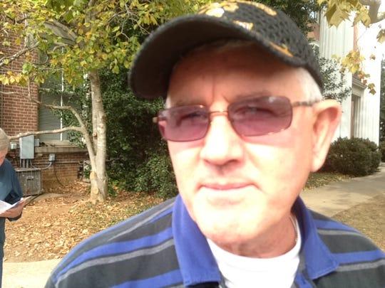 Mark Clarkin