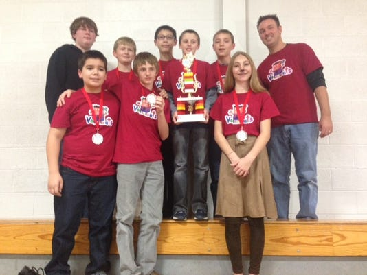 MTO lego league - group shot