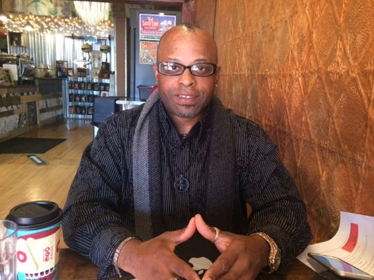 David Deon Stuart hopes that organizations such as People for the Power of Love and Toward One Wausau will help to bring understanding to the community after the Trump election.