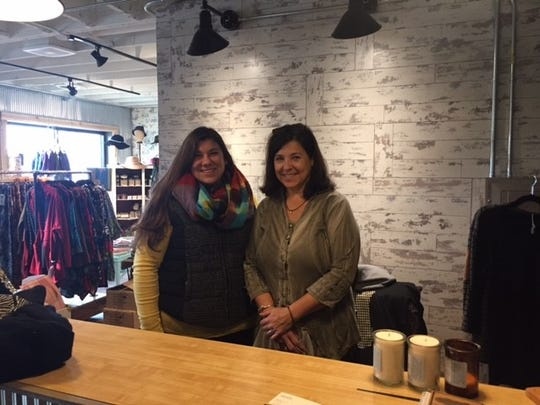 Jordyn Thompson, left, and her mother, Marikay Thompson, are the owners of Pearl Luvs Earl in Wausau.