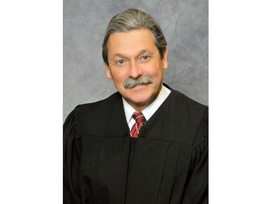 Vanderburgh County Superior Court Judge Les Shively