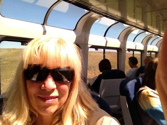 Detroit Free Press reporter Ellen Creager rode the Empire Builder train from Minneapolis to Glacier National Park for a story in 2012. She was travel writer from 2003 to 2016.