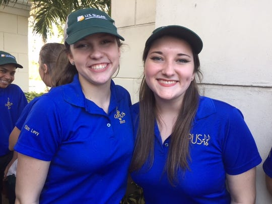 Chorale members love to go into the community and perform.