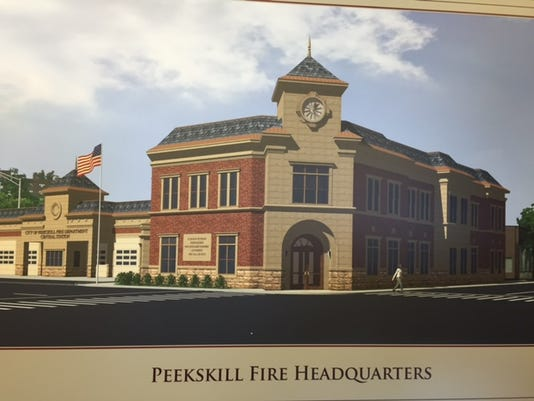 Peekskill Central Firehouse
